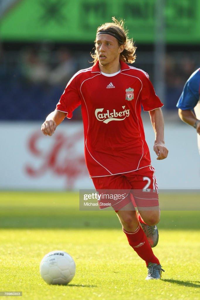 Liverpool v Shanghai Shenhua FC - Rotterdam Tournament : ニュース写真