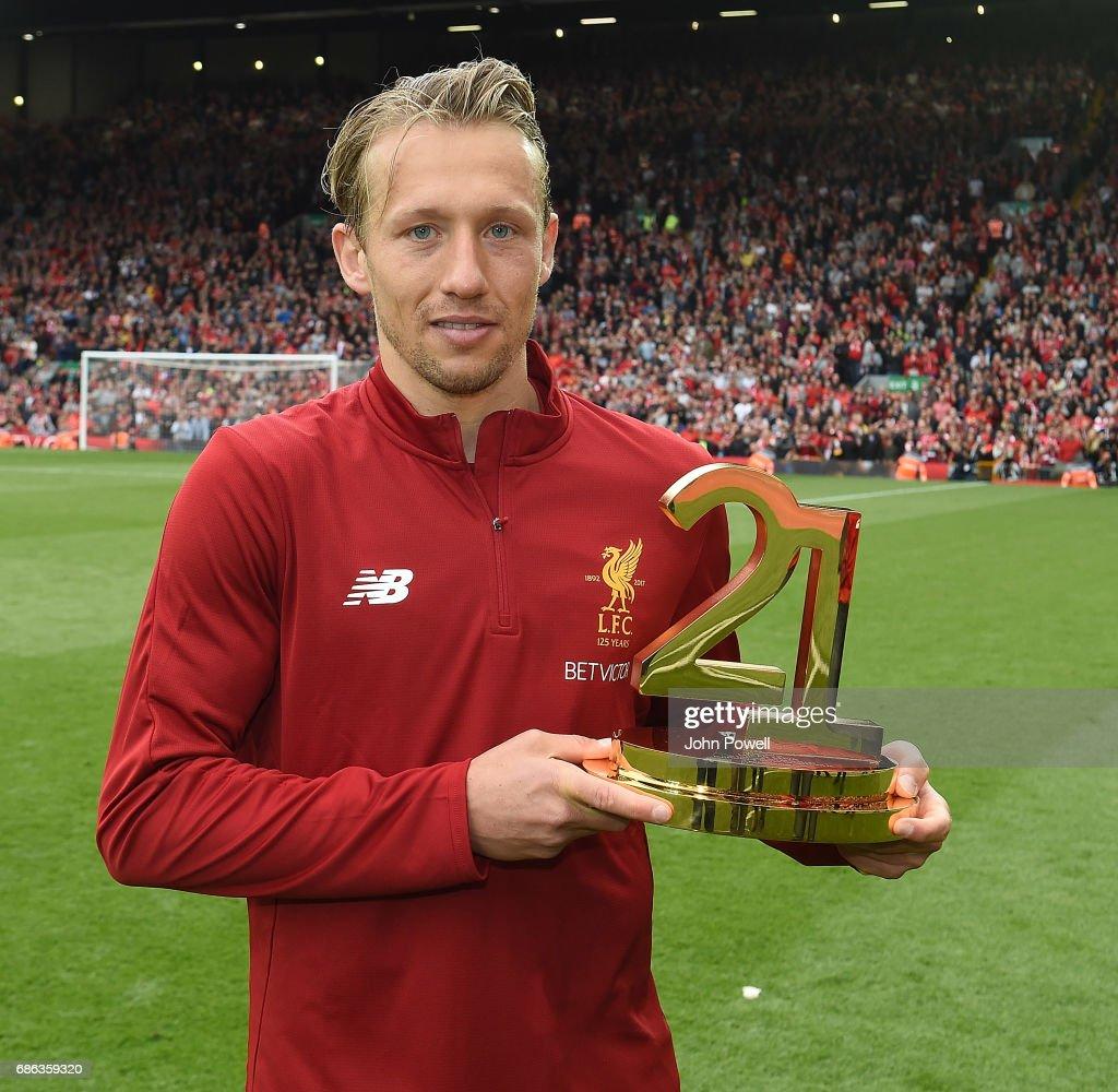 Liverpool v Middlesbrough - Premier League : ニュース写真