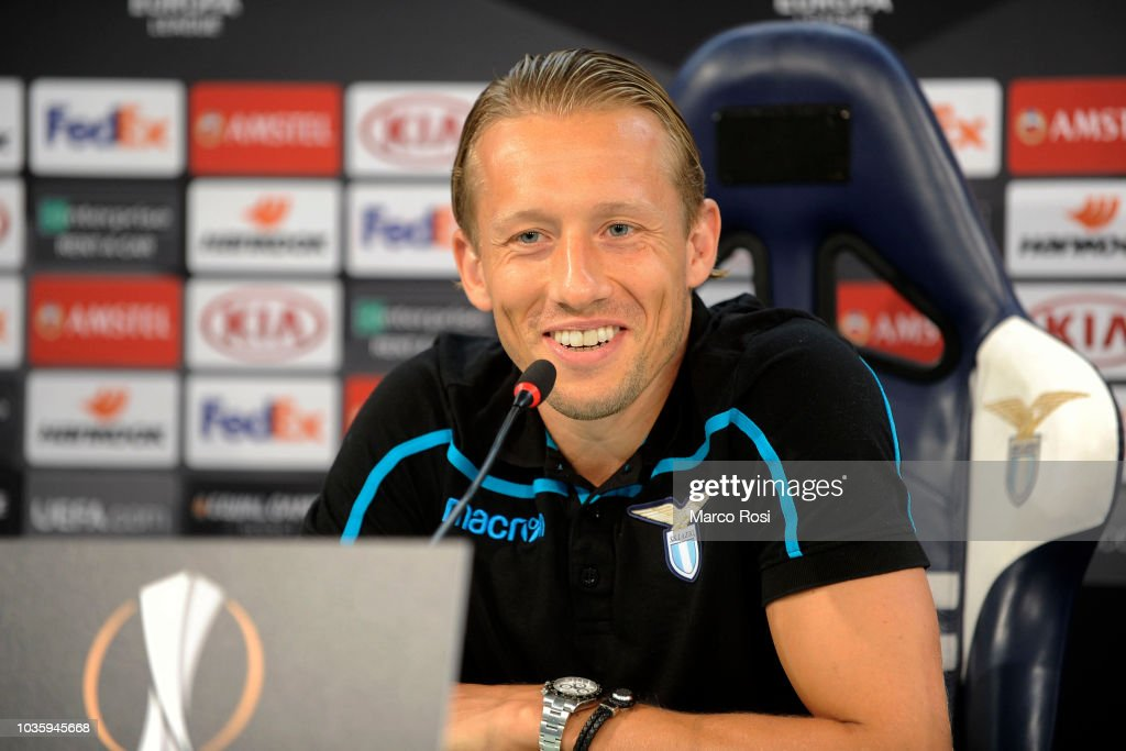 SS Lazio Training & Press Conference