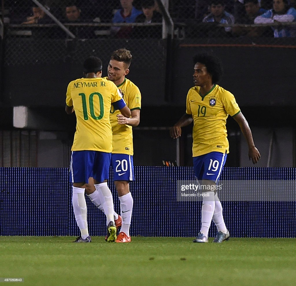 Argentina v Brazil - FIFA 2018 World Cup Qualifiers