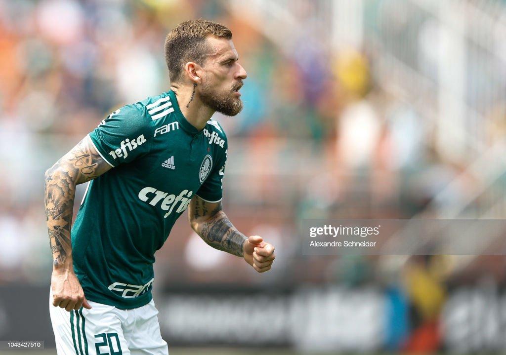 Palmeiras v Cruzeiro - Brasileirao Series A 2018 : News Photo