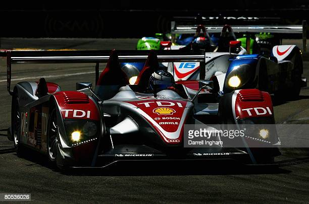 Audi R Tdi Pictures And Photos Getty Images - Audi r10