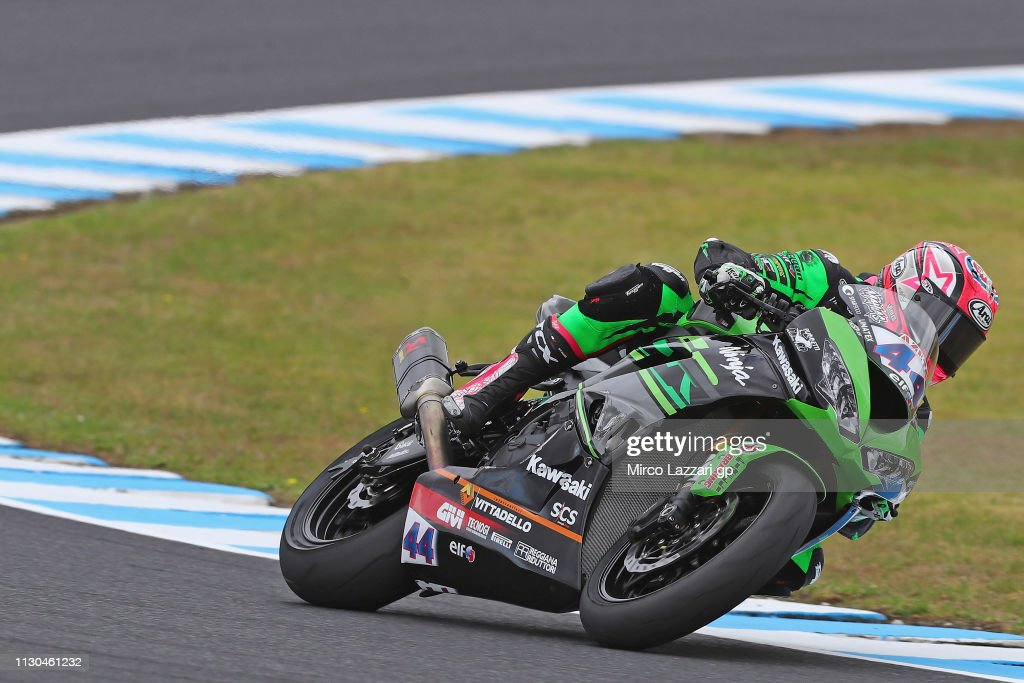 AUS: 2019 World Superbikes Tests In Phillip Island