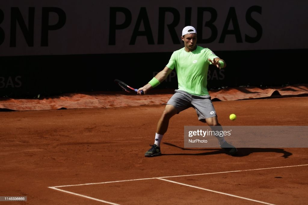 FRA: 2019 French Open - Qualifying Round