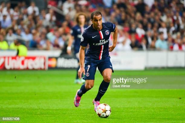 Lucas MOURA Ajax Amsterdam / Paris Saint Germain Champions League Photo Dave Winter / Icon Sport