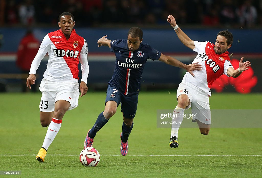 Paris Saint-Germain FC v AS Monaco FC  - Ligue 1