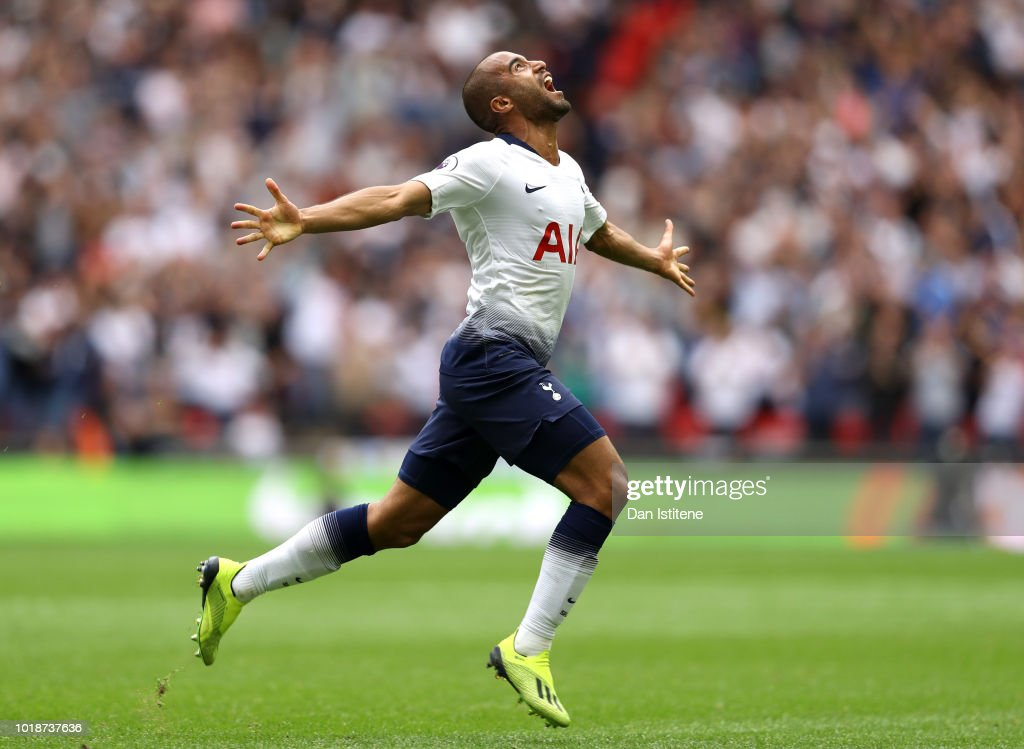 Tottenham Hotspur v Fulham - Premier League : News Photo