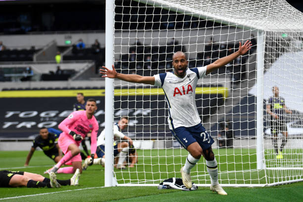 GBR: Tottenham Hotspur v Newcastle United - Premier League