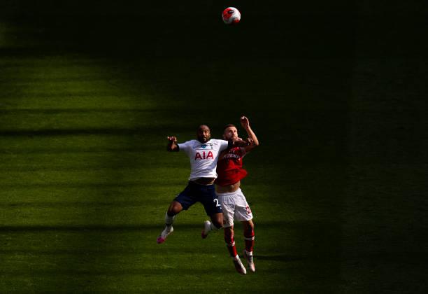 GBR: Tottenham Hotspur v Arsenal FC - Premier League