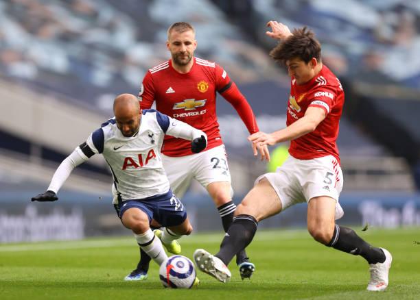 GBR: Tottenham Hotspur v Manchester United - Premier League