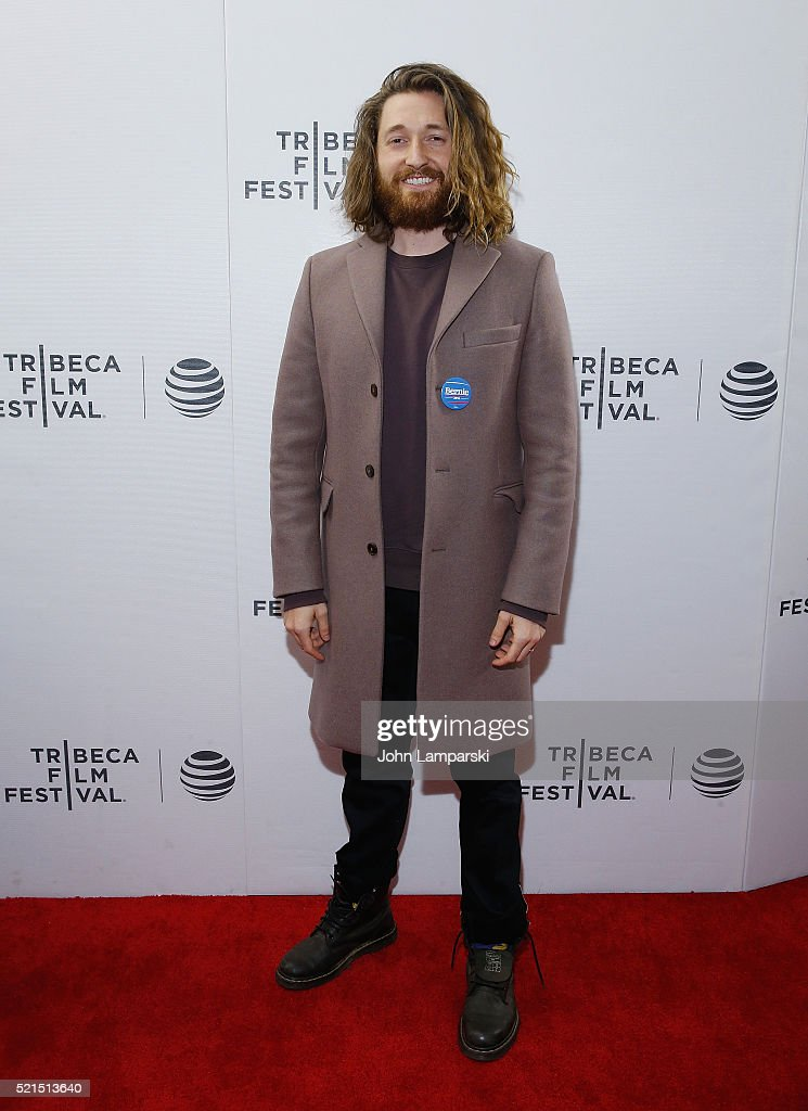 Lucas Neff attends 'Fear, Inc.' Premiere during the 2016 Tribeca Film Festival at Chelsea Bow Tie Cinemas on April 15, 2016 in New York City.