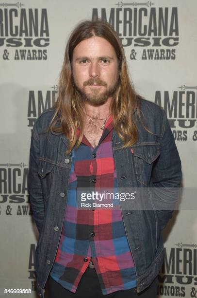Lucas Nelson attends the 2017 Americana Music Association Honors Awards on September 13 2017 in Nashville Tennessee