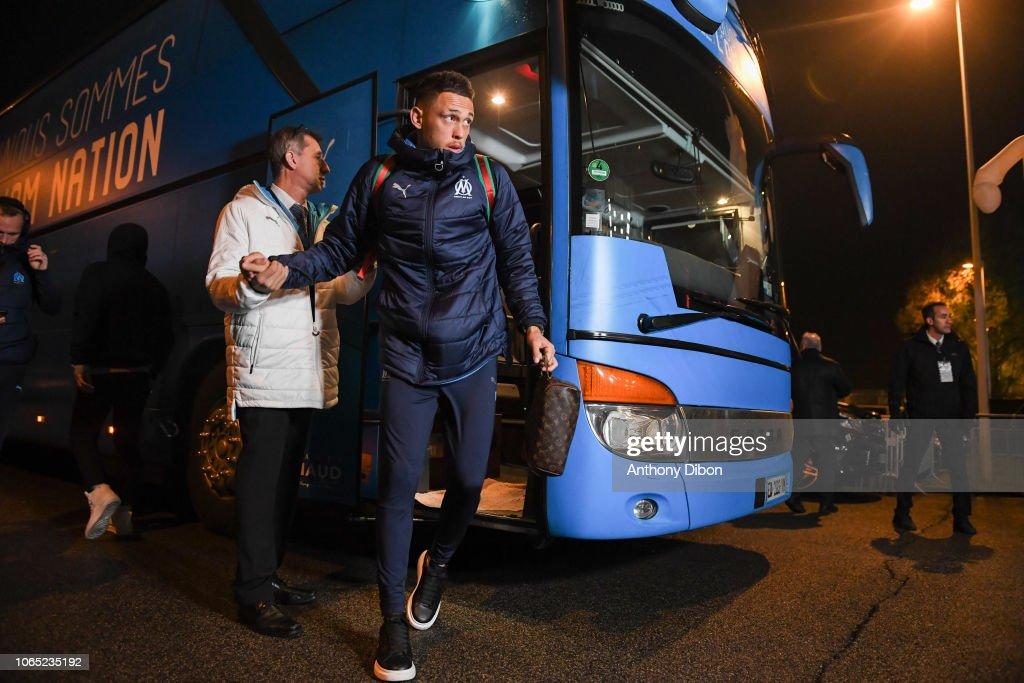 Amiens SC v Olympique Marseille - Ligue 1 : Fotografía de noticias
