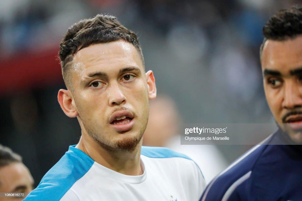 Olympique Marseille v Dijon FCO - Ligue 1 : Fotografía de noticias