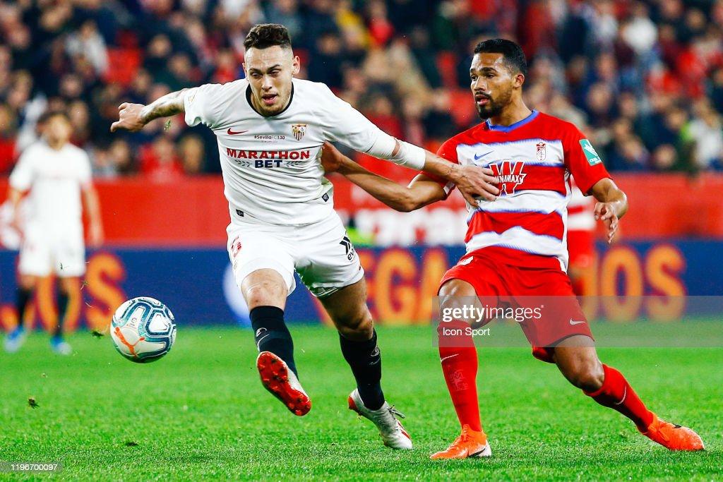 FC Seville v Grenade - Liga : Fotografía de noticias