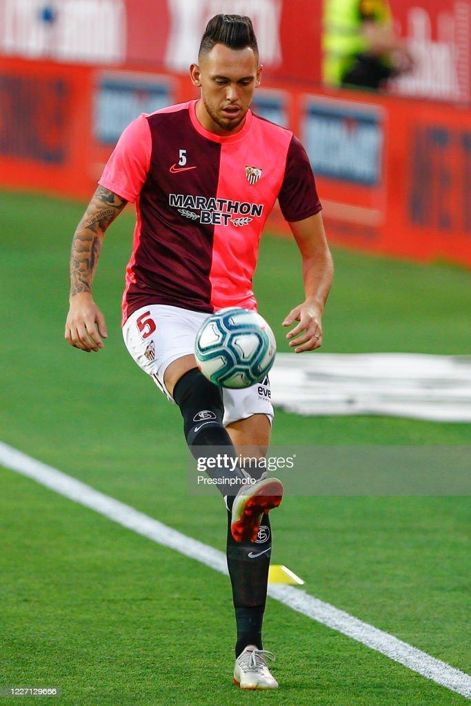 ESP: Sevilla FC - RCD Mallorca - La Liga : Fotografía de noticias