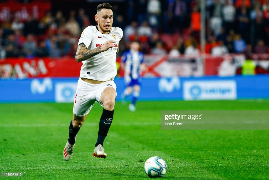 FC Seville v Deportivo Alaves - Liga : News Photo