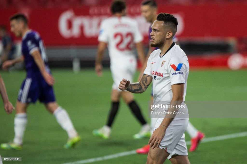LaLiga - Sevilla FC V Real Valladolid : Fotografía de noticias