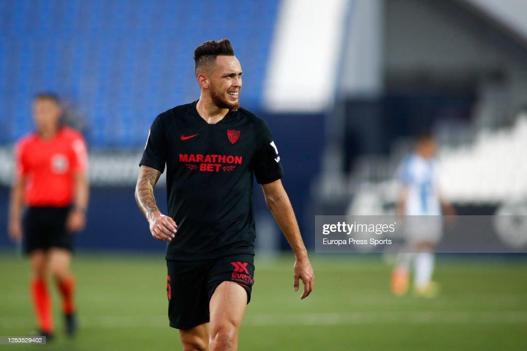 CD Leganes V Sevilla FC - La Liga : Fotografía de noticias