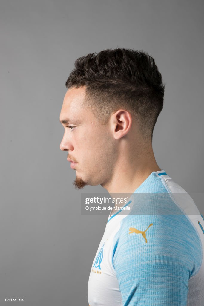Olympique de Marseille Portrait Shoot : Fotografía de noticias