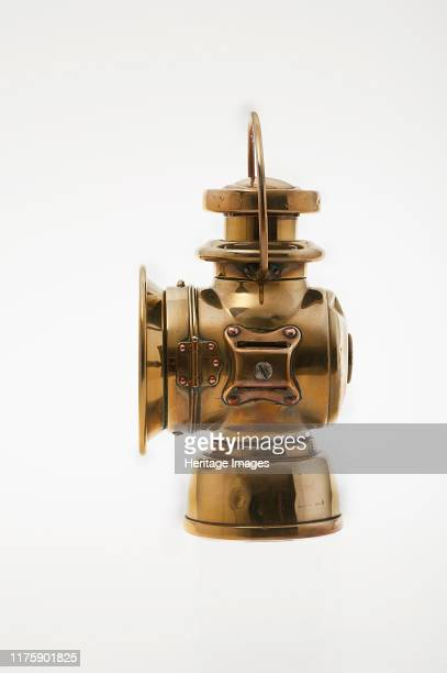 Lucas oil lamp from 1903 De Dion Bouton