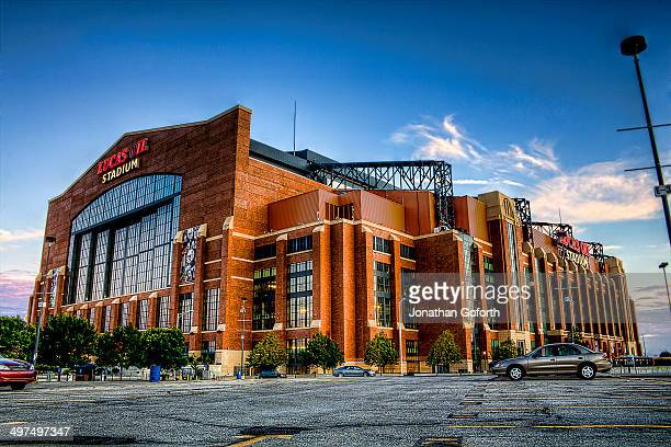 CONTENT] Lucas Oil Stadium in Indianapolis IN It is a big brick stadium and the home of the Indianapolis Colts
