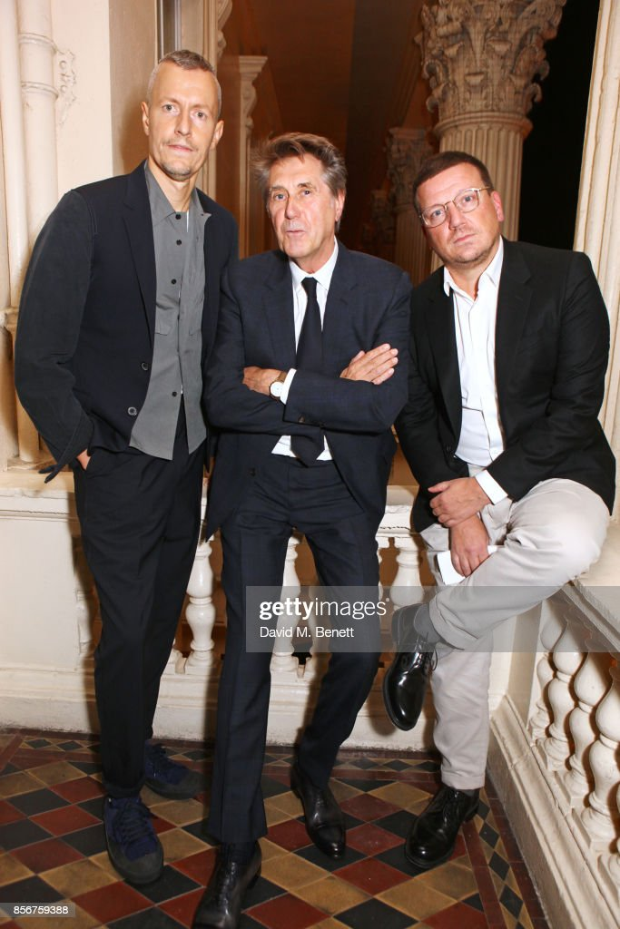 The Friends Of The Institute Of Contemporary Arts Dinner Honouring Bryan Ferry