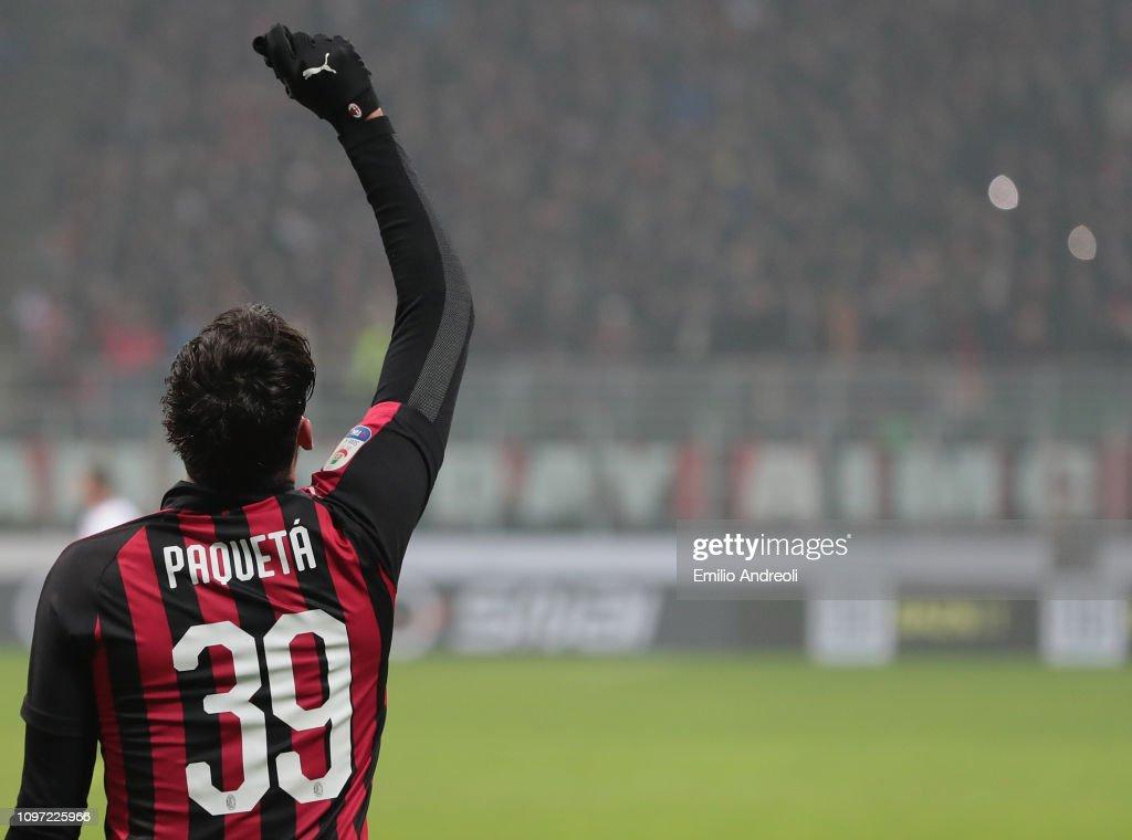 AC Milan v Cagliari - Serie A : News Photo