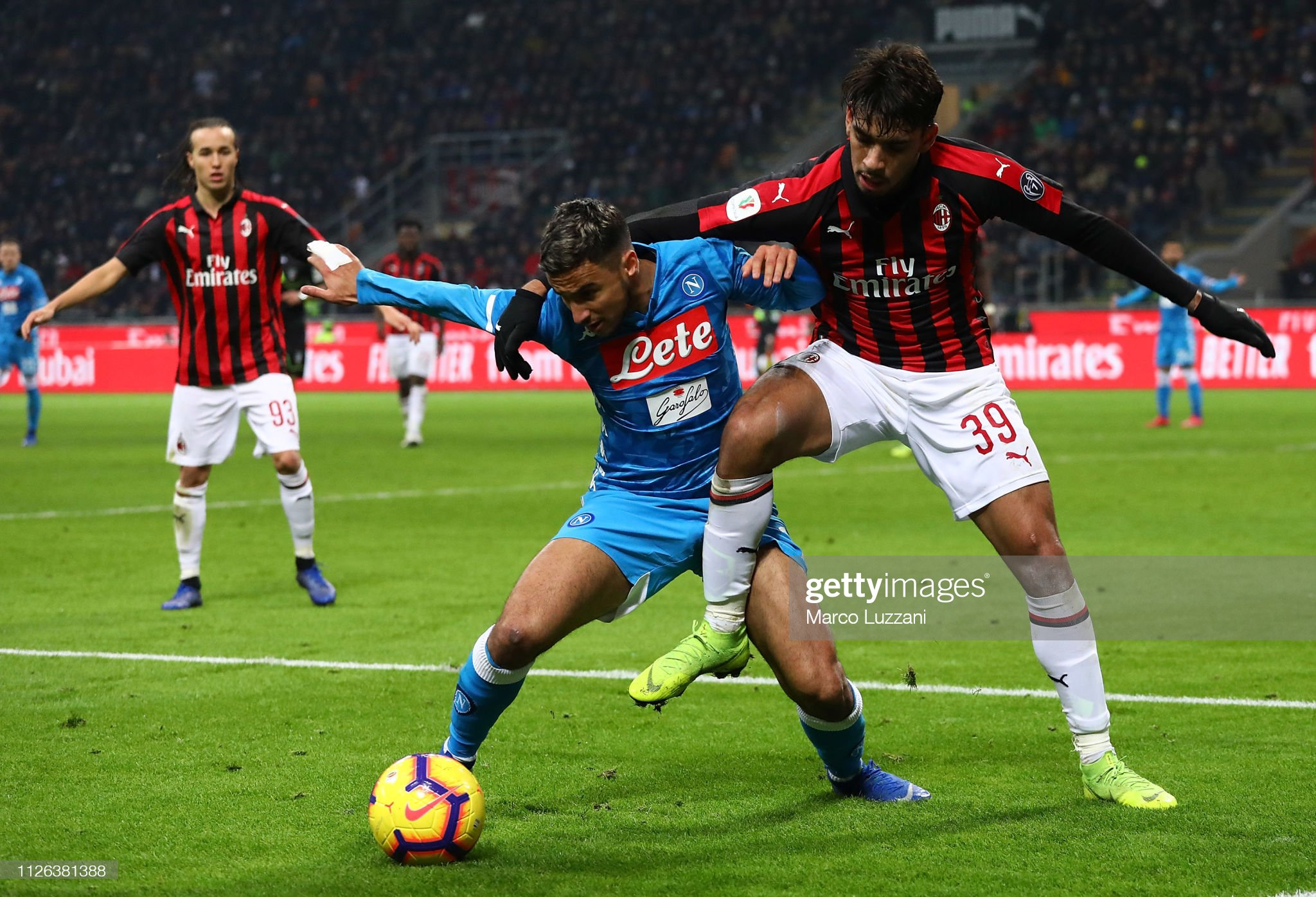 AC Milan v Napoli preview, prediction and odds