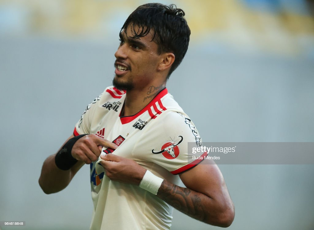 Flamengo v Bahia - Brasileirao Series A 2018 : News Photo