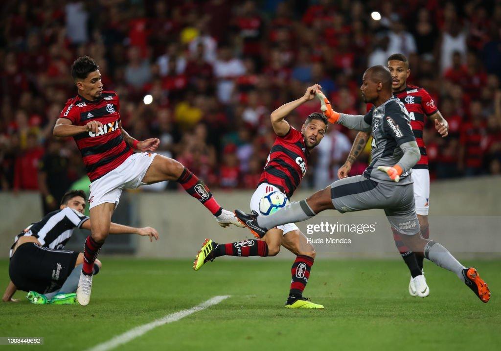 Flamengo v Botafogo - Brasileirao Series A 2018
