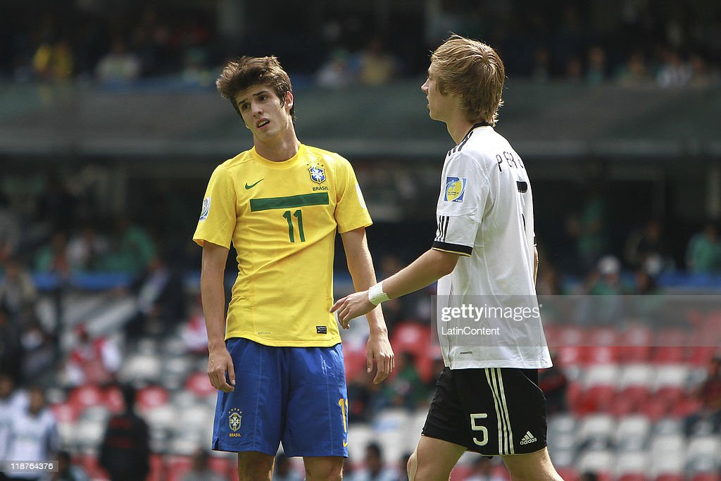 Brazil v Germany: FIFA U-17 World Cup Mexico 2011 3rd Place Playoff