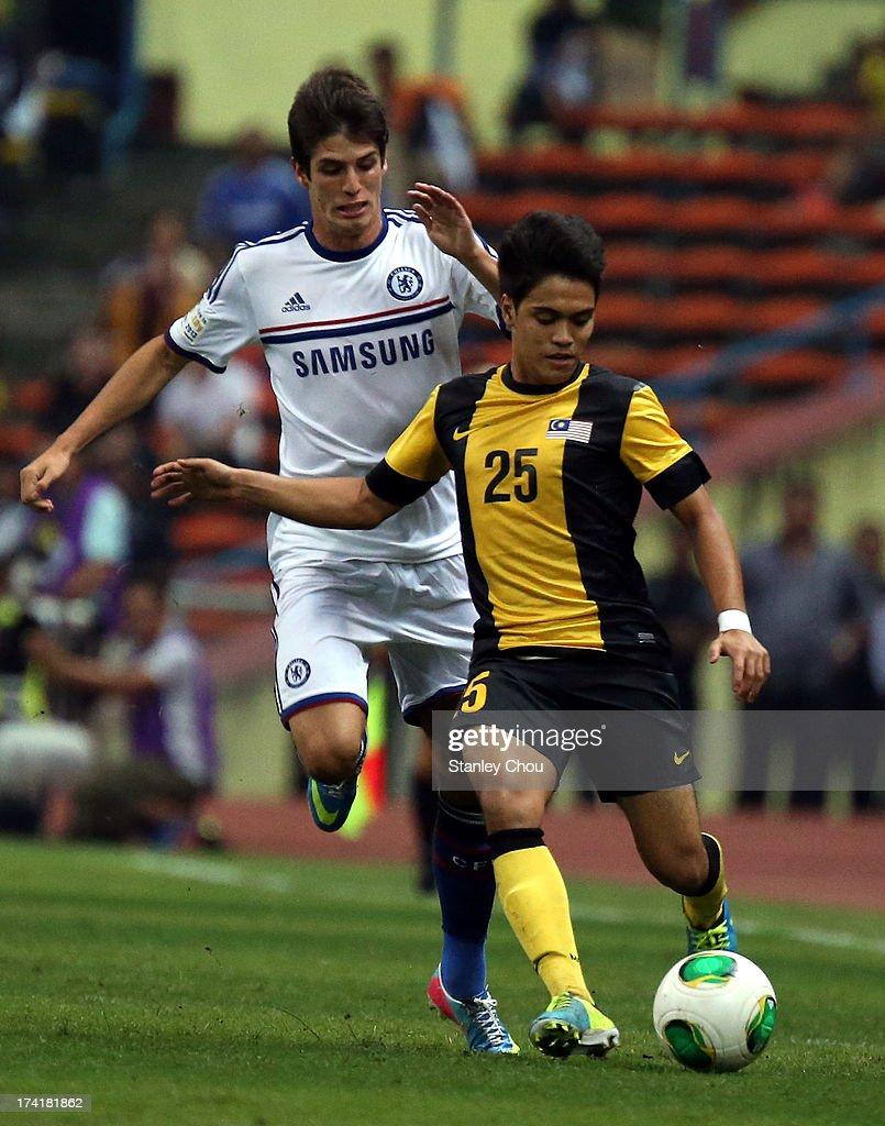 Chelsea v Malaysia XI