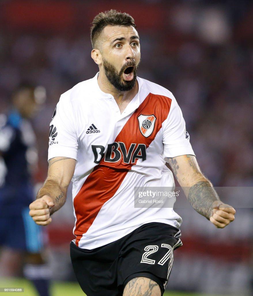 River Plate v Emelec - Copa CONMEBOL Libertadores 2018
