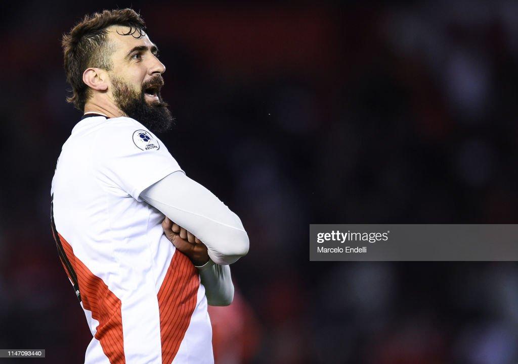 River Plate v Athletico Paranaense - Recopa Sudamericana 2019 : News Photo