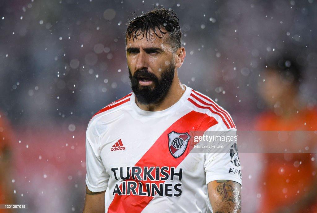 River Plate v Banfield - Superliga 2019/20 : News Photo
