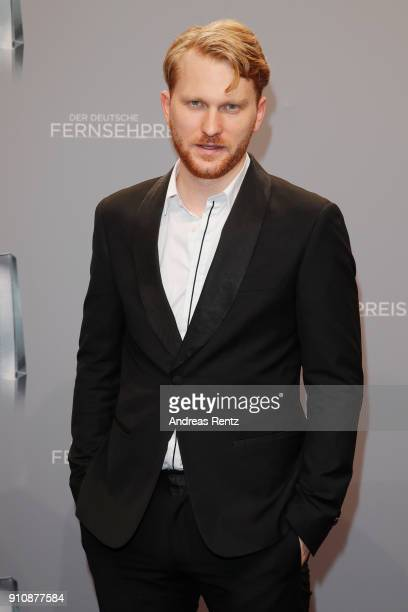 Lucas Prisor attends the German Television Award at Palladium on January 26 2018 in Cologne Germany