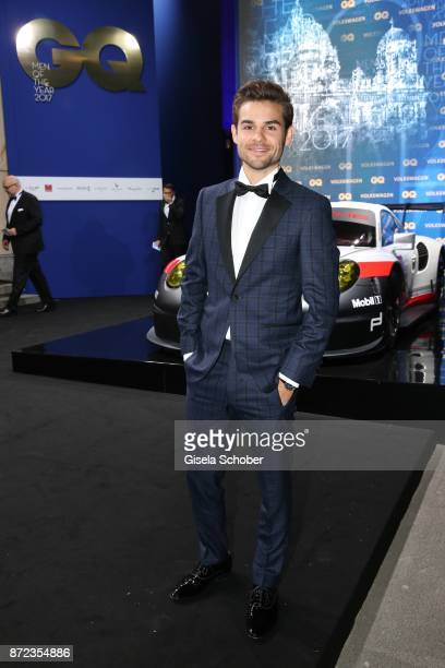 Lucas Reiber during the GQ Men of the year Award 2017 at Komische Oper on November 9 2017 in Berlin Germany