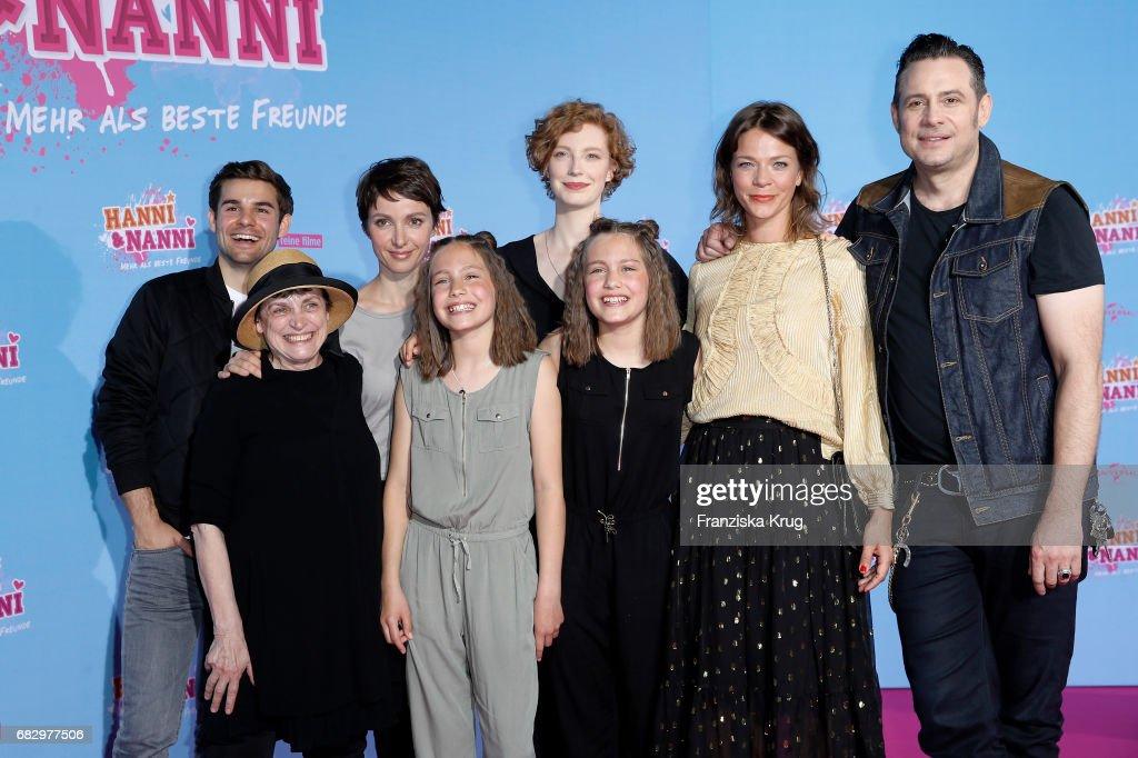 'Hanni & Nanni - Mehr als beste Freunde' Berlin Premiere : Nachrichtenfoto