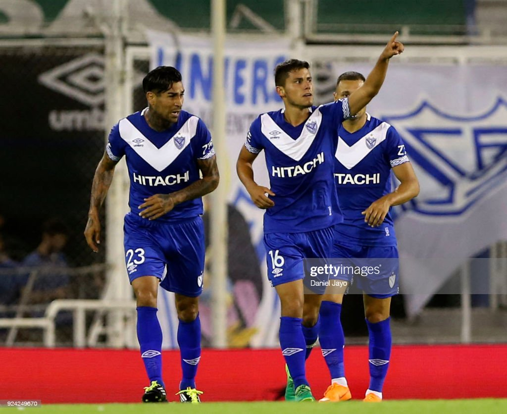 Velez Sarsfield v River Plate - Superliga 2017/18