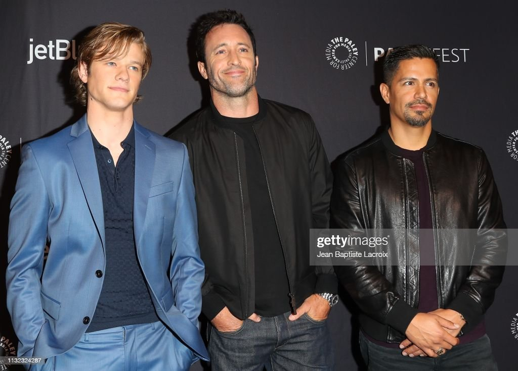 "CA: The Paley Center For Media's 2019 PaleyFest LA - ""Hawaii Five-0"", ""MacGyver"", And ""Magnum P.I."""