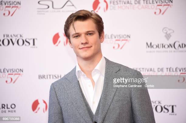 Lucas Till attends the 57th Monte Carlo TV Festival Opening Ceremony on June 16 2017 in MonteCarlo Monaco