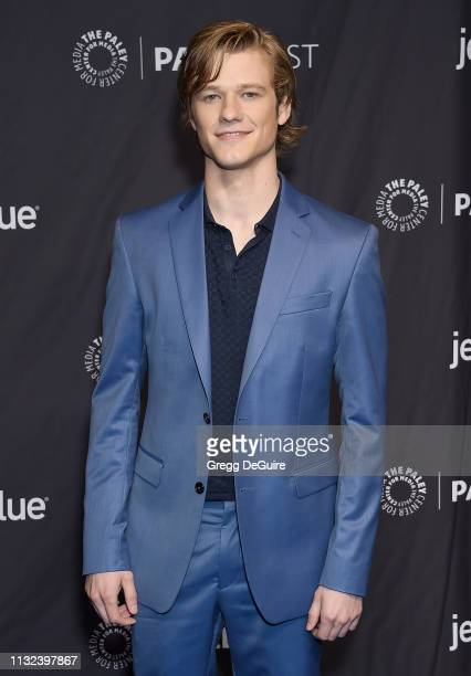 """Lucas Till attends The Paley Center For Media's 2019 PaleyFest LA - """"Hawaii Five-0"""", """"MacGyver"""", And """"Magnum P.I."""" at Dolby Theatre on March 23, 2019..."""