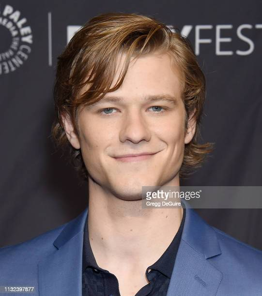 Lucas Till attends The Paley Center For Media's 2019 PaleyFest LA 'Hawaii Five0' 'MacGyver' And 'Magnum PI' at Dolby Theatre on March 23 2019 in...