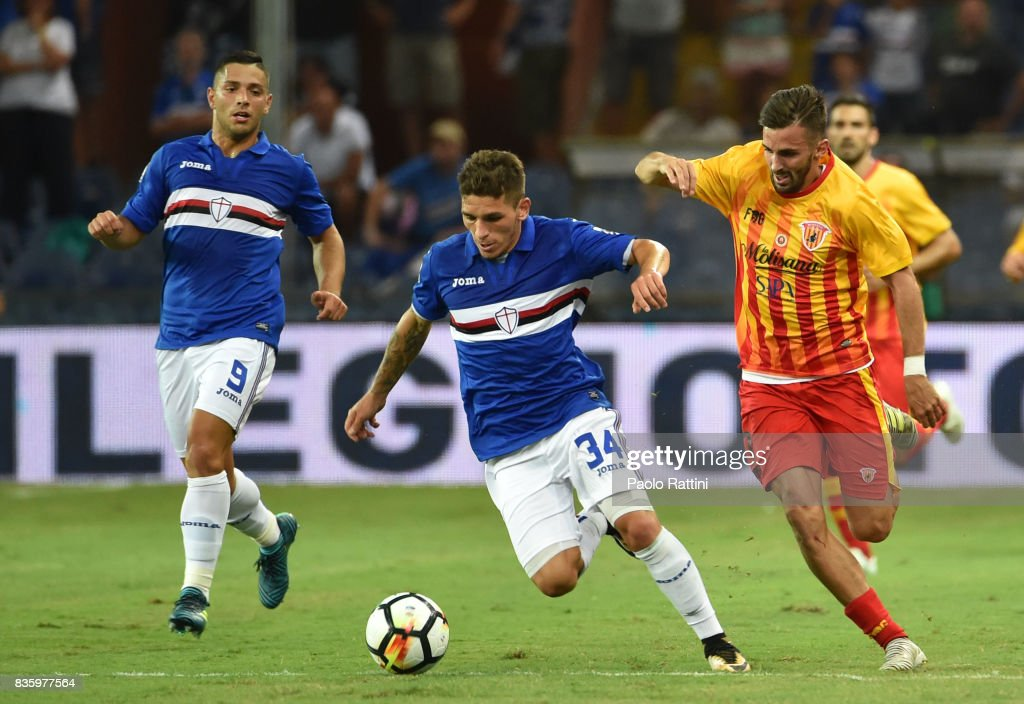 UC Sampdoria v Benevento Calcio - Serie A : News Photo