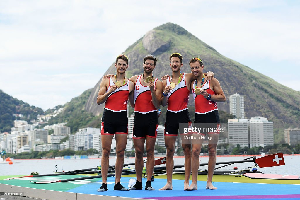 Rowing - Olympics: Day 6 : News Photo