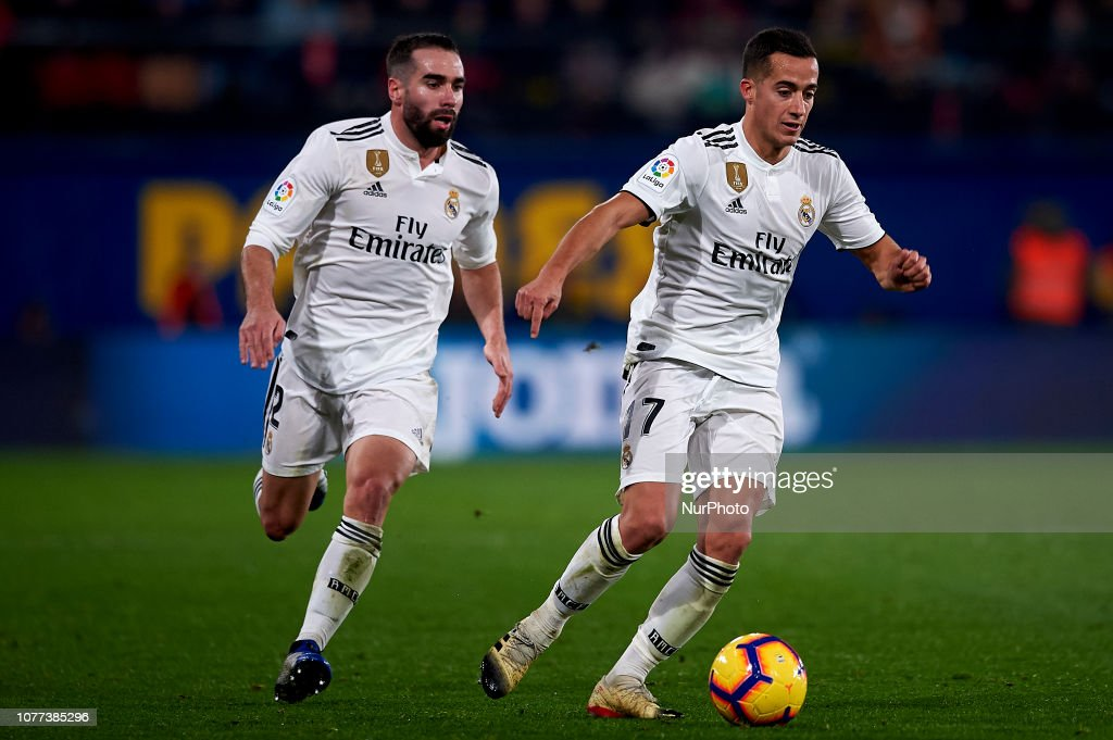 Villarreal CF v Real Madrid CF - La Liga : News Photo