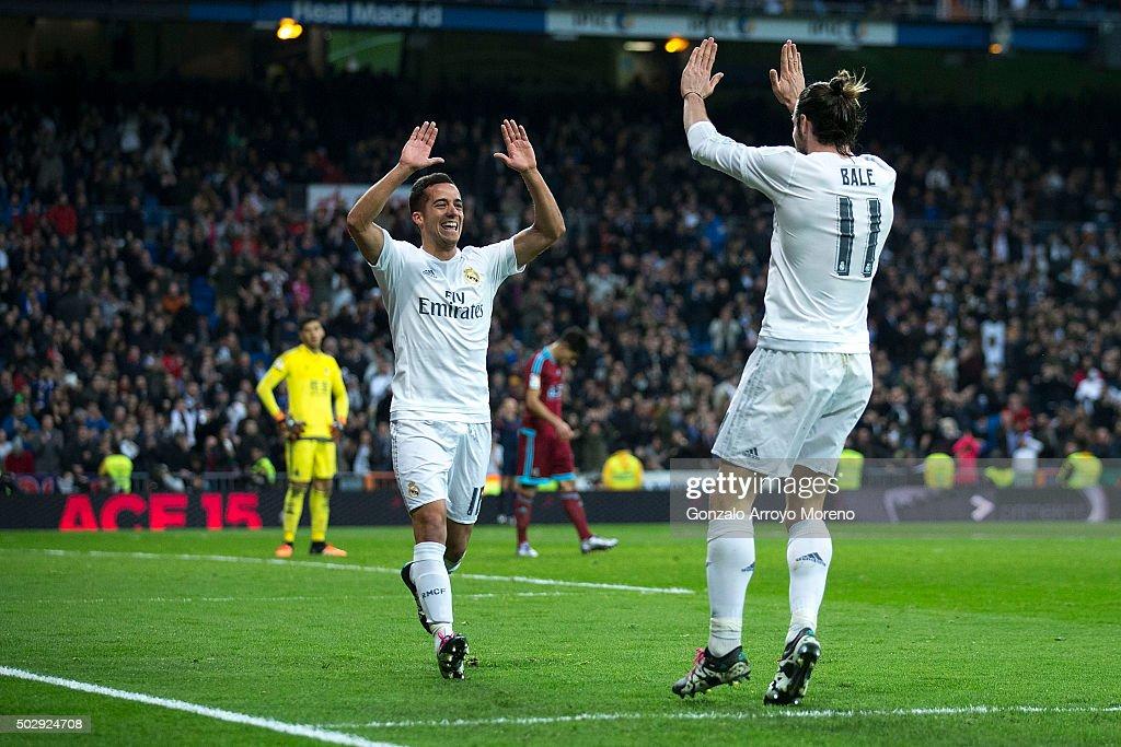 Real Madrid CF v Real Sociedad de Futbol - La Liga : News Photo