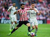 bilbao spain lucas vazquez real madrid