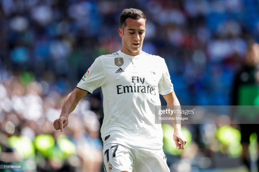 Real Madrid v Villarreal - La Liga Santander : News Photo